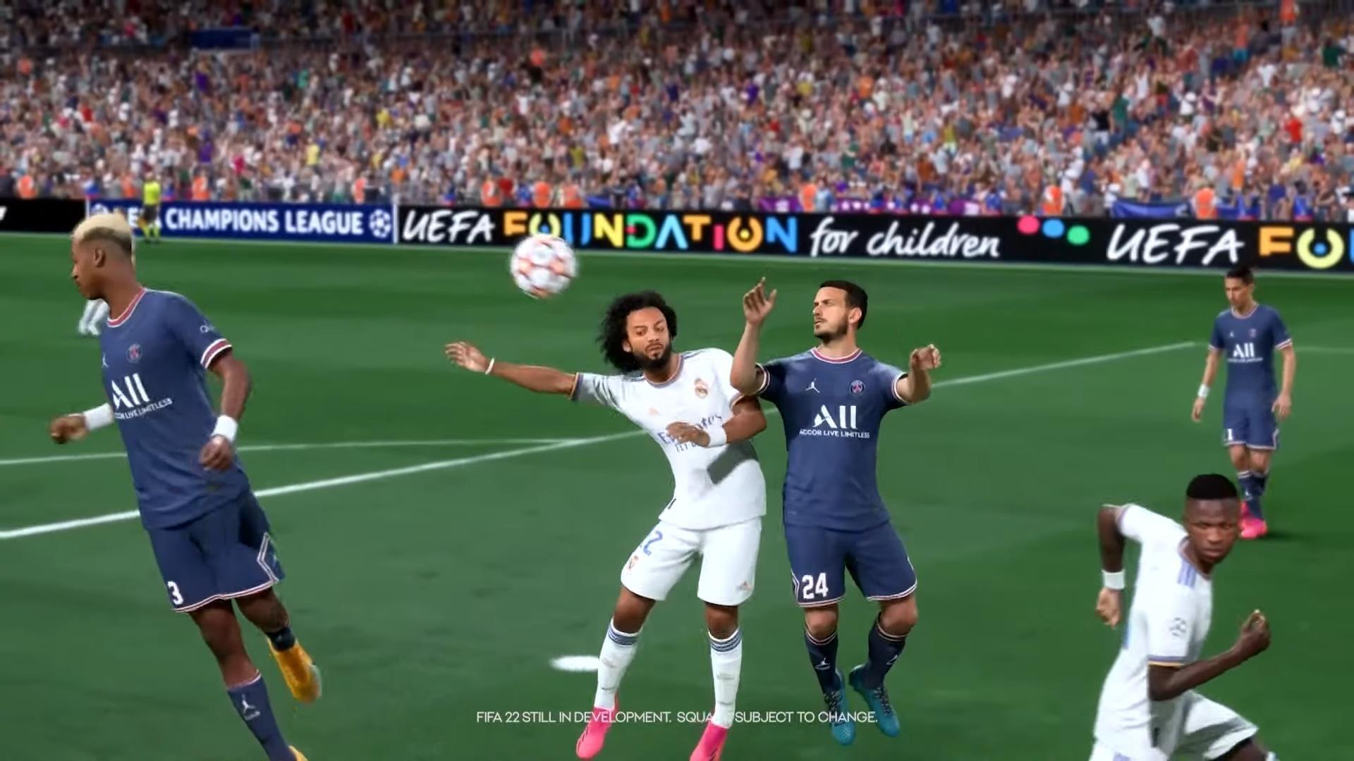 fifa 22 screenshots