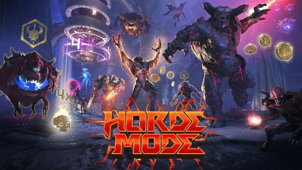 Doom Eternal's latest update adds Horde Mode