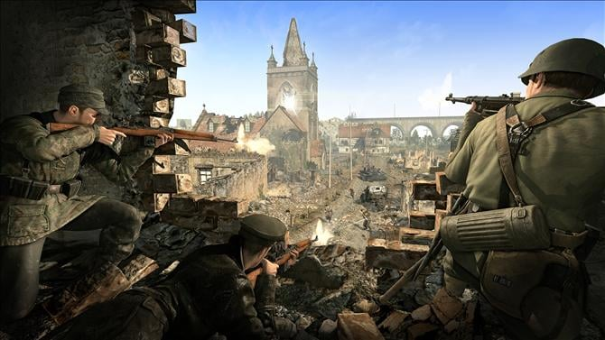 Far Cry 2, Sniper Elite V2 and Driver: San Francisco Now Backwards Compatible