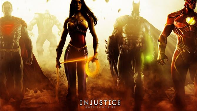 Injustice: Gods Among Us and Haunted House Join Backwards Compatibility Today