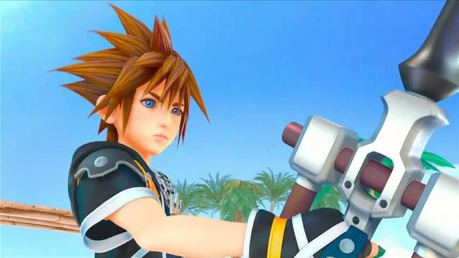 Kingdom Hearts III Screens and Soundtrack Song Available