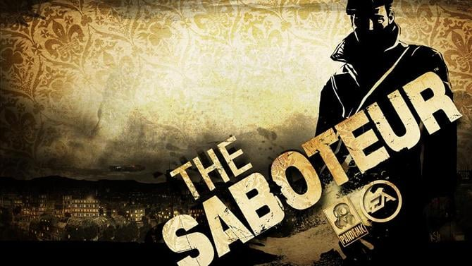 Easter Eggs: The Saboteur