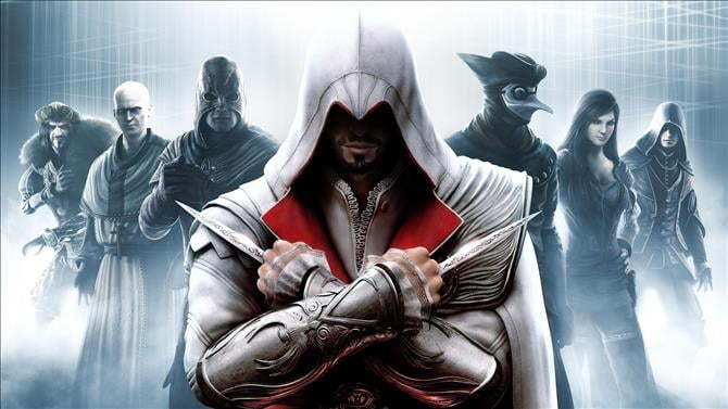 Assassin's Creed: Brotherhood and Four More Titles Now Backward Compatible