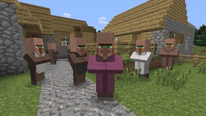 Minecraft Title Update 14 Rolls Out Today