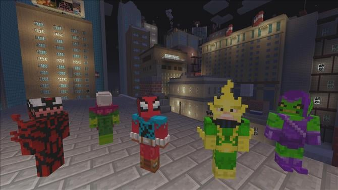 Minecraft Releases Title Update 54 for Console Editions