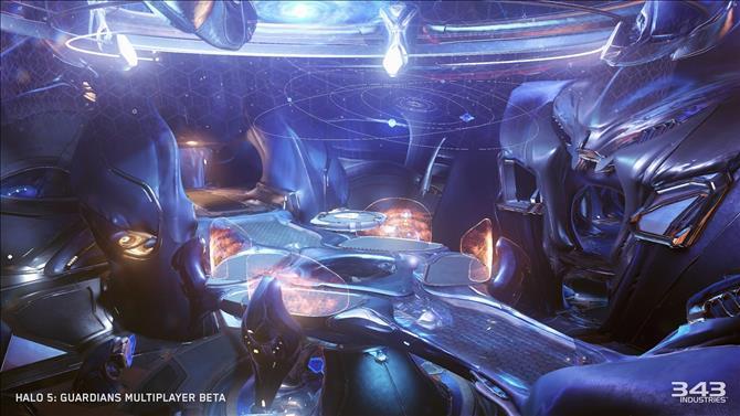 Halo 5: Guardians Screens