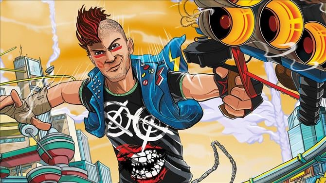 TA Playlist for June 2017, Sunset Overdrive, Has Begun