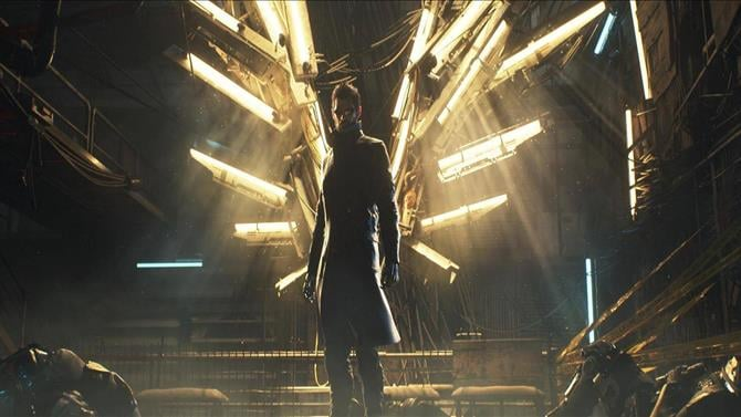 Deus Ex: Mankind Divided heeft de mogelijkheid om het spel volledig ongezien uit te spelen, het zogeheten 'ghosting' van de game. Check onderstaande video's hoe je dit klaarspeelt. Check onderstaande video's hoe je dit klaarspeelt.