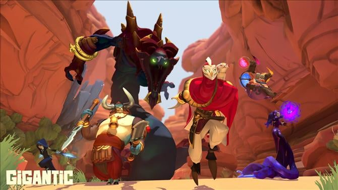 TGN First Impression: Gigantic