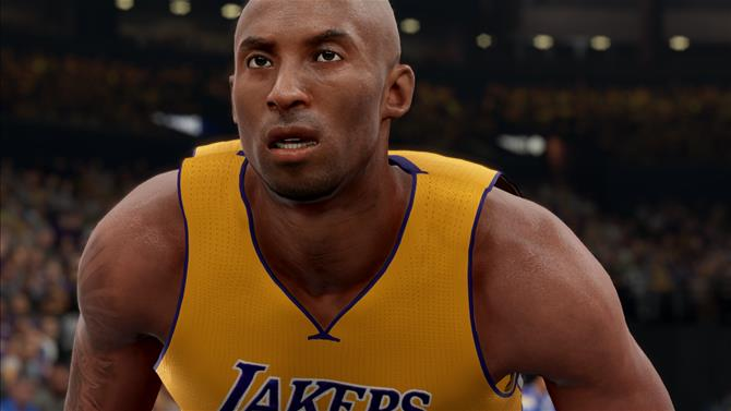 the latest 78417 9d197 Kobe Bryant Will Grace NBA 2K17 Legend Edition