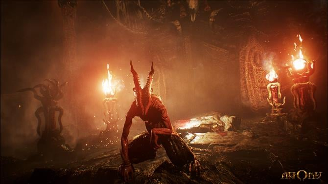 Agony Achievement List Revealed