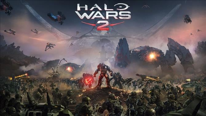 Halo Wars 2 Update Features Sgt. Johnson and HDR Lighting