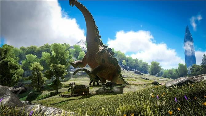 ARK: Survival Evolved Adds Achievements and More in Next Patch