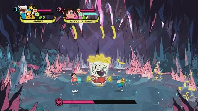 TGN First Impression: Cartoon Network Battle Crashers