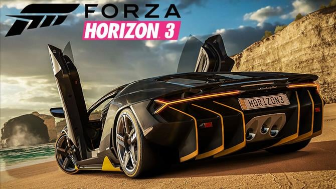Giveaway: Win an Xbox One Code for Forza Horizon 3