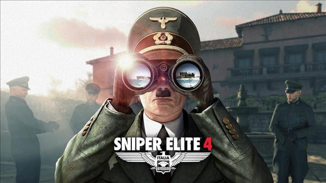 TA Competition: Sniper Elite 4 - Three Ways to Win