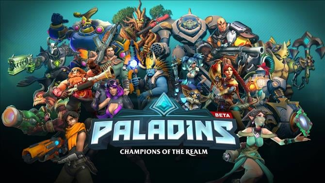 Paladins: Champions of the Realm - 10,000 Xbox One Beta Code Giveaway