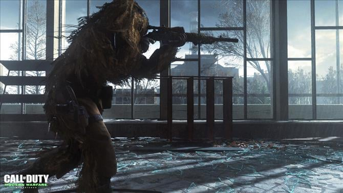 Modern Warfare Remastered's Remaining Maps and More Arrive in December Update