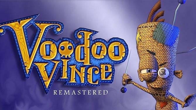TA Competition: Voodoo Vince: Remastered