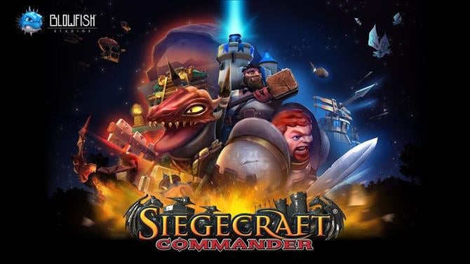 TA Competition: Siegecraft Commander