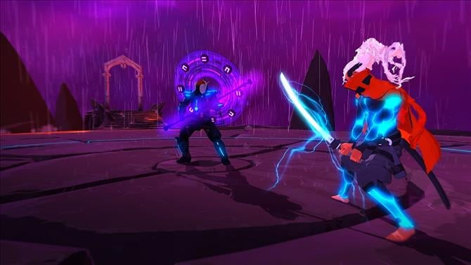 TA Competition: Furi