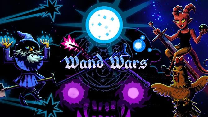 TGN First Impression: Wand Wars