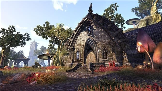 The Elder Scrolls Online's Homestead Update Dated