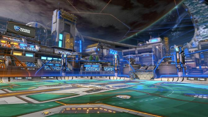 Rocket League Adds Custom Training, New Arena, Much More In Today's Patch