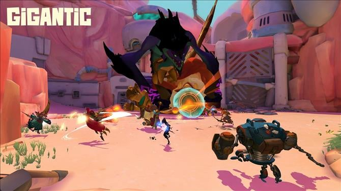 Gigantic Enters Open Beta - Try It Now On Xbox One and Windows 10