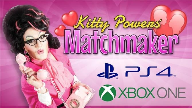 Kitty Powers' Matchmaker Announced for Consoles
