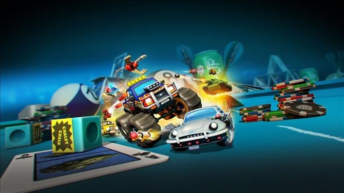 Micro Machines World Series Achievement List Revealed