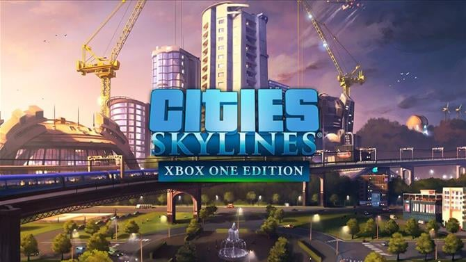 Cities: Skylines - First Hour of Gameplay and Rocket League with Viewers