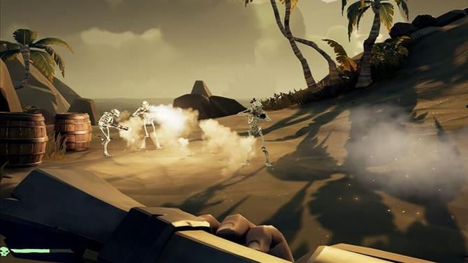 Sea Of Thieves Alpha Technical Update Details Released