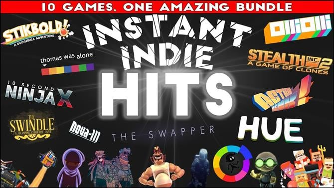 Instant Indie Hits Bundle Available at a Steep Discount for a Limited Time