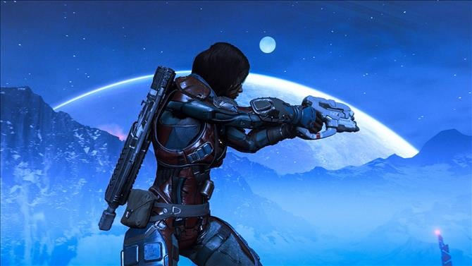 Mass Effect: Andromeda Patch 1.04 and Early Access Patch Details
