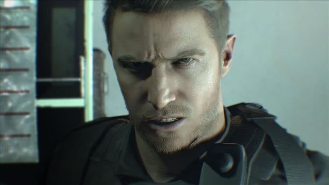 Resident Evil 7 Developer Talks Redesigning Chris Redfield
