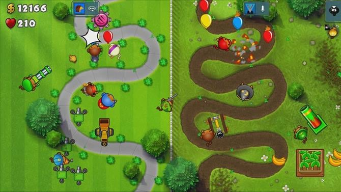 TA Competition: Bloons TD 5