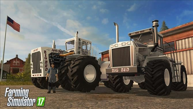 New Details Emerge For Farming Simulator 17's Big Bud DLC Pack