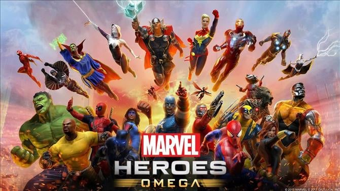 Marvel Heroes Omega's Roster Continues to Expand