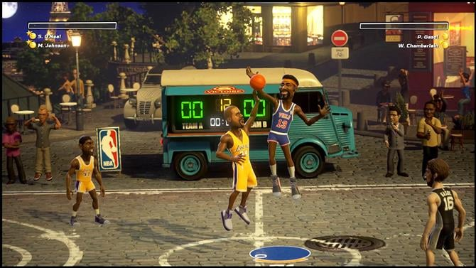 NBA Playgrounds Reveals Its Star-Filled Roster