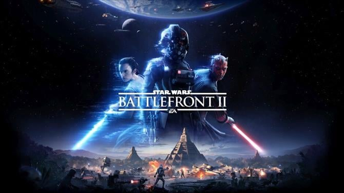 Star Wars Battlefront II Screens