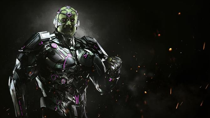 Injustice 2 Achievement List Revealed