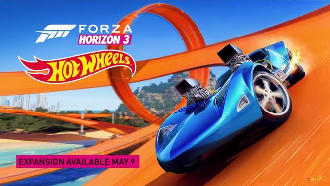 Forza Horizon 3's Hot Wheels Expansion Announced