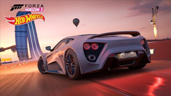 Exclusive: Forza Horizon 3's Hot Wheels Expansion Achievement List