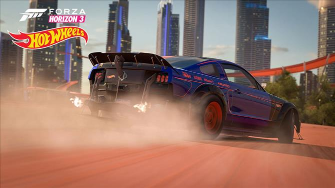 TA Competition: Hot Wheels Expansion in Forza Horizon 3