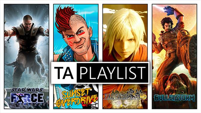 Vote Now for June 2017's TA Playlist Game