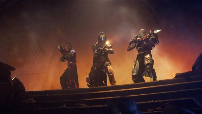 Destiny 2 Reveal Videos: Worlds, Clans and Zavala