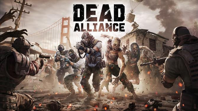 Farming Simulator Publisher Announces Dead Alliance