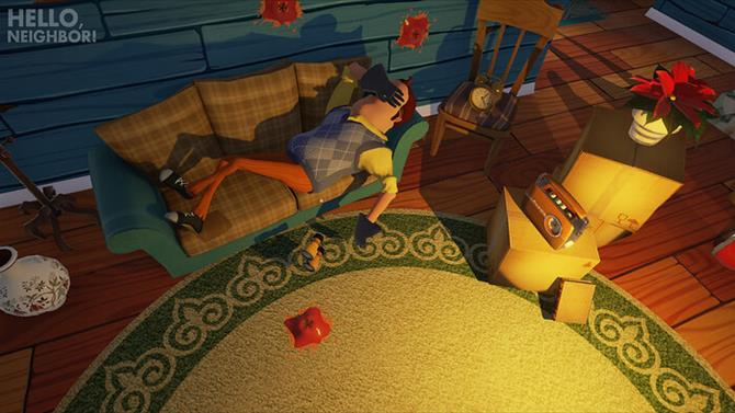Latest Hello Neighbor Trailer Details the AI