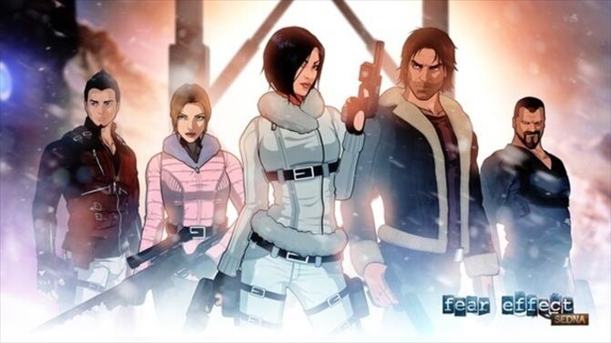 A Short Trailer For Fear Effect Sedna